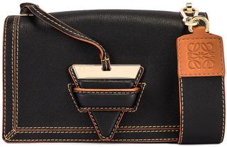 Loewe Barcelona Soft Bag in Black | FWRD