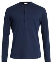 Orlebar Brown Craine long-sleeved henley top