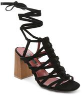 Kensie Sadira Lace-Up Sandal