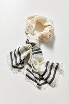 Urban Outfitters Woven Striped Scarf