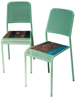 Soundslike HOME Kleo Dining Chair Mint Green