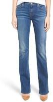 7 For All Mankind 'b(air) - Kimmie' Straight Leg Jeans (Duchess)