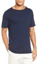 Vince Men's Raw Edge Crewneck T-Shirt