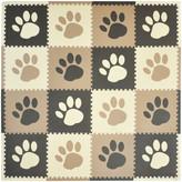 Tadpoles Pawprint Playmat Set