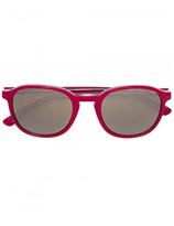 Linda Farrow Dries Van Noten x round frame sunglasses