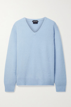 Tom Ford Cashmere Sweater - Sky blue