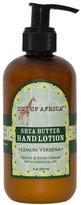 Out of Africa Organic Shea Butter Hand Lotion - Lemon Verbena - 8 oz
