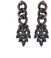 Iosselliani 'Black on Black Memento' earrings