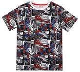 Marvel Boy's Comic T-Shirt,7-8 Years