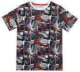 Marvel Boy's Comic T-Shirt