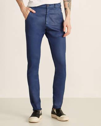 Army Of Me 4-Pocket Coated Skinny Pants