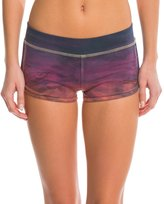 Hard Tail Racer Bootie Yoga Shorts 8137091