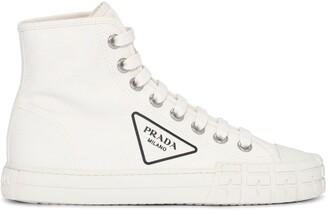 Prada High Top Sneakers Women | Shop