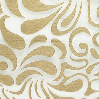 "Roland Mouret Coco Decor Ltd Selena Soft Gold Fabric, 9""x9"""