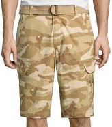 Ecko Unlimited Unltd Rip Stop Cargo Shorts