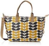 Orla Kiely Women's Zip Holdall Top-Handle Bag