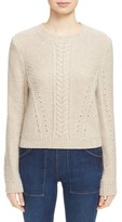 Veronica Beard Women's 'Charmer' Wool Blend Sweater