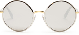 Dolce & Gabbana Round acetate sunglasses