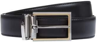 S.t. Dupont Reversible Leather Belt
