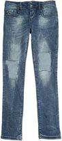 Diesel Destroyed Stretch Denim Jeans