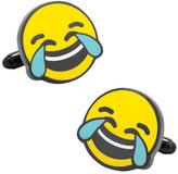 Cufflinks Inc. Men's Tears of Joy Emoji Cufflinks