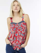 Monsoon Lucy Print Cami Top