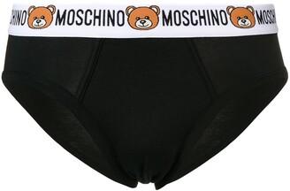 Moschino teddy bear briefs