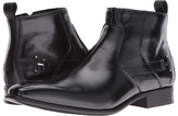Stacy Adams Montrose Plain Toe Zipper Boot Men's Zip Boots