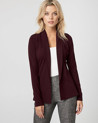 Le Château Viscose Blend Shawl Collar Cardigan