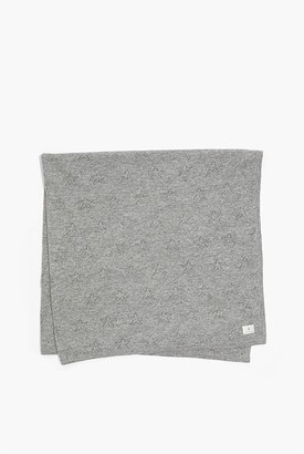 Country Road Unisex Star Knit Blanket