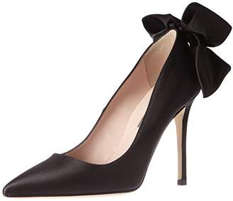 Sarah Jessica Parker Women's Lucille Pointed Toe Bow Pump
