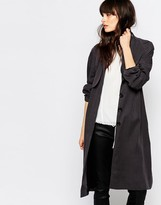 Just Female Trust Soft Trench Coat