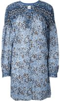 See by Chloe Boho Floral print dress - women - Cotton - 38