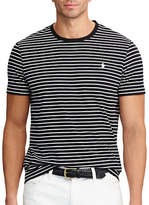 Polo Ralph Lauren Big and Tall Striped Cotton Jersey Tee