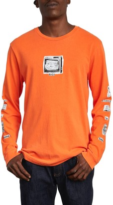 RVCA Endless Search Long Sleeve Graphic Tee