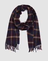 A.P.C. Guillaume Scarf in Bordeaux