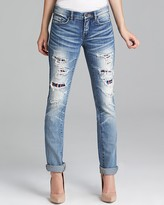 Blank NYC BLANKNYC Jeans - Distressed Straight Leg in Withdrawal