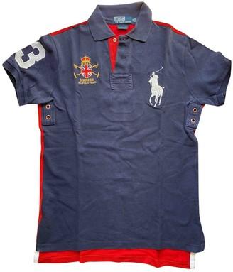Polo Ralph Lauren Polo Rugby manches courtes Multicolour Cotton Polo shirts