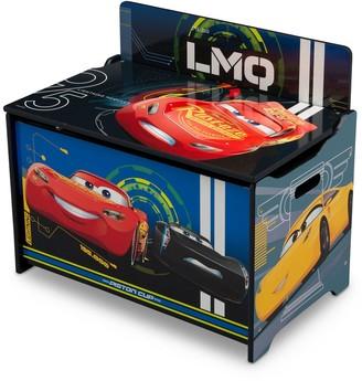 Disney Pixar Disney / Pixar Cars Deluxe Toy Box by Delta Children