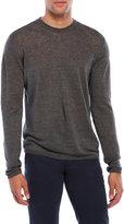 Woolrich Linen Crew Neck Sweater