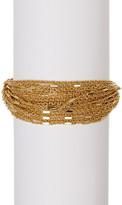 Carolee Multi-Strand Link Chain Bracelet