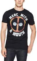 Marvel Deadpool Short Sleeve Graphic T-Shirt