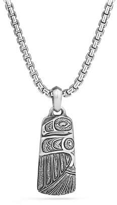 David Yurman Northwest Small Amulet
