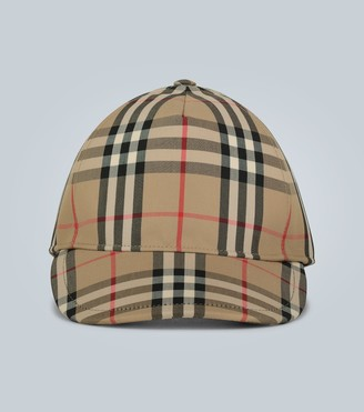 Burberry Baseball cap with Vintage check