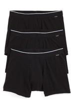 Nordstrom Men's 3-Pack Stretch Cotton Boxer Briefs