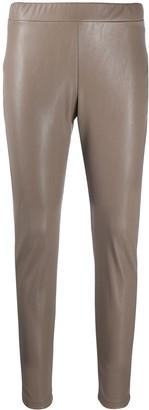Max Mara Mid-Rise Skinny-Fit Trousers