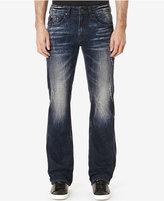 Buffalo David Bitton Men's King-X Slim-Fit Bootcut Jeans