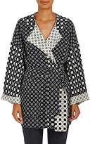 Ace&Jig Women's Blanket Reversible Cotton Coat