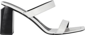 Alexander Wang Hayden Slide Sandals