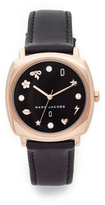 Marc Jacobs Mandy Leather Watch